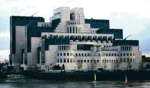 British Secret Service headquarters