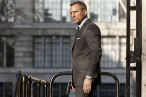 Daniel Craig, among those being suggested for consideration in Skyfall Oscar ads.