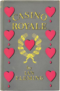 Casino Royale's original cover