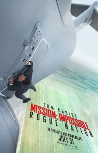 Mission: Impossible Rogue Nation's teaser poster