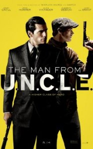 The Man From U.N.C.L.E. teaser poster