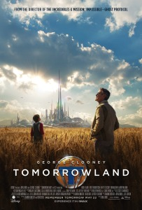 Tomorrowland's poster