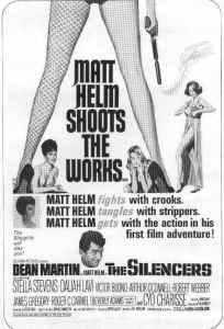 Poster for The Silencers